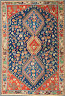 A Northwest Persian carpet size approximately 3ft. 6in. x 5ft. 4in.