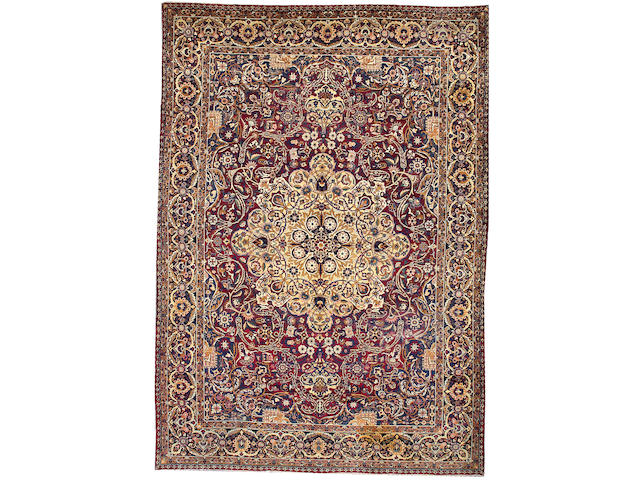 A Serapi carpet Northwest Persia size approximately 10ft. 9in. x 15ft. 4in.