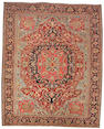 A Heriz carpet Northwest Persia size approximately 12ft. x 15ft.