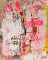 Ed Moses (American, born 1926) Z-Dorf #1, 1992 75 x 60in (190 x 152cm)