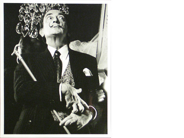Edward Pfizenmaier (American, born 1926); Salvador Dalí; (2)