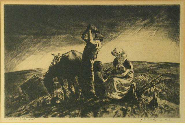 John Edward Costigan (American, 1888-1972); Workers of the Soil;