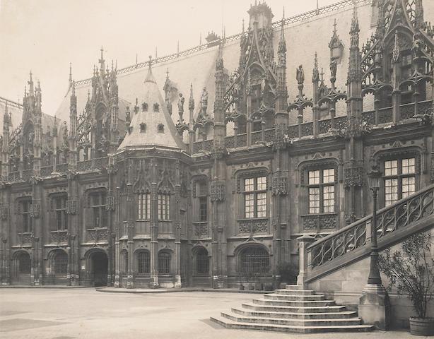 Frederick Henry Evans (British, 1853-1943); La Maison-Bourgtheroulde, Rouen;