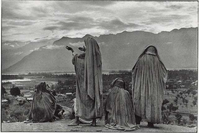 Henri Cartier-Bresson (French, 1908-2004); Srinager, Kashmir;