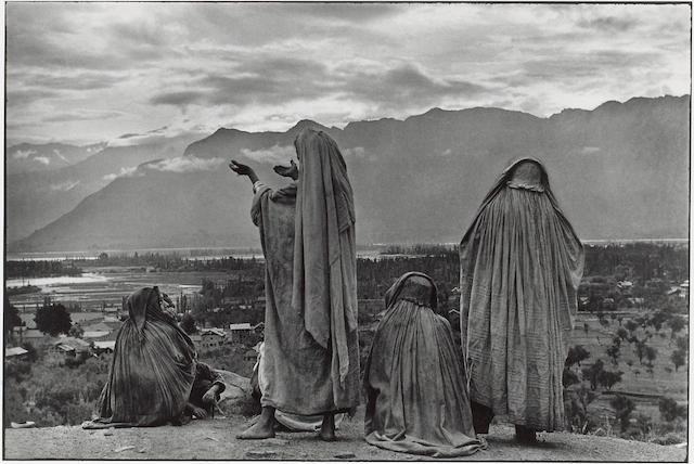 Henri Cartier-Bresson (French, 1908-2004); Srinager, Kashmir;