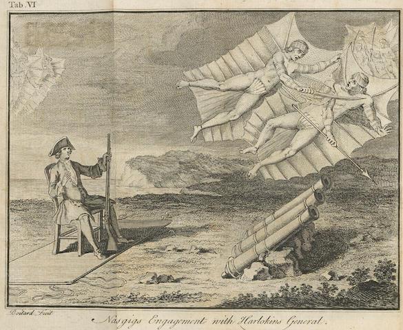 PALTOCK, ROBERT. 1697-1767.