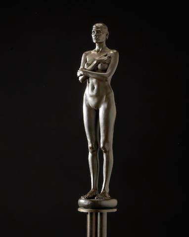 Robert Graham (American, 1938-2008) Elizabeth, 1994 height of figure 18in (45cm) overall height 59in (150cm)