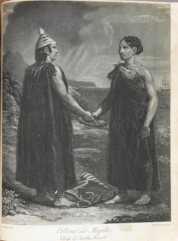 MEARES, JOHN.  1756?-1809.