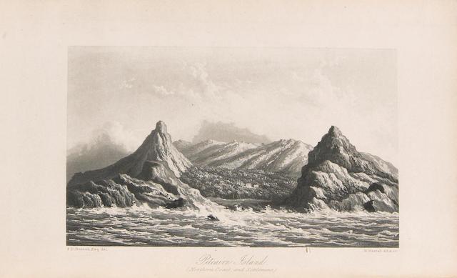 BENNETT, FREDERICK DEBELL. 1836–1897.