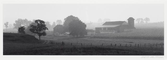 George Tice Farmhouse