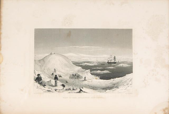 WILKES, CHARLES. 1798-1877.