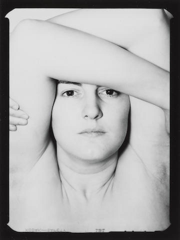 Harry Callahan Eleanor 1947/Later