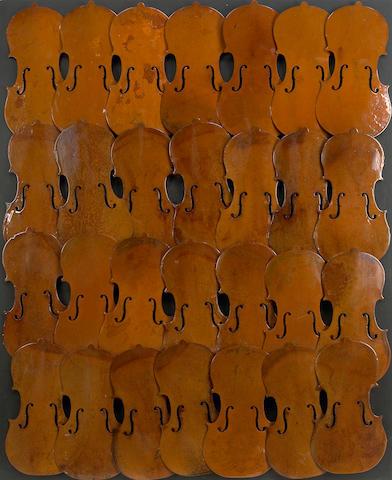 Arman, Violins