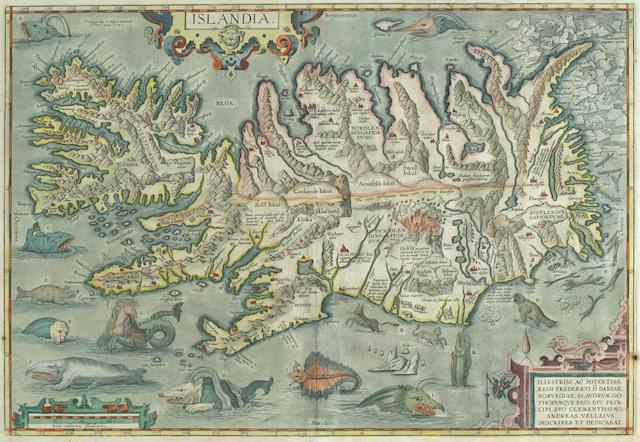ORTELIUS, ABRAHAM. 1527-1598.