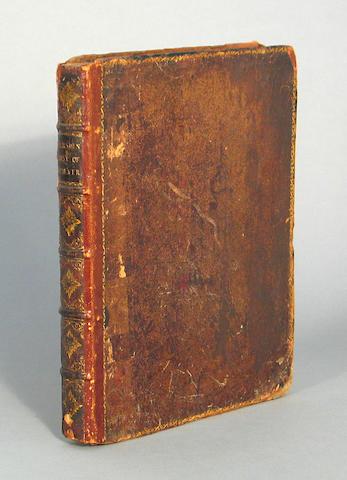 MARSDEN, WILLIAM. 1754-1836.