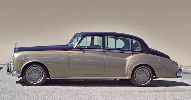 1963 Rolls-Royce Silver Cloud III LWB  Chassis no. LCBL45
