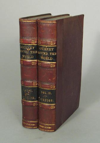 SIMPSON, GEORGE. 1792-1860.