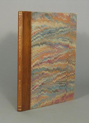 MOURELLE DE LA RUA, FRANCISCO ANTONIO. 1750-1820.