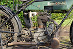 1922 Rudge Multi 497cc TT Model Frame no. 805577 Engine no. 24681