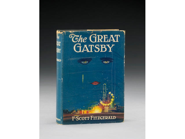 Fitzgerald. The Great Gatsby. 1st ed.