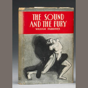 Faulkner. The Sound and the Fury. 1st ed., 1st issue.
