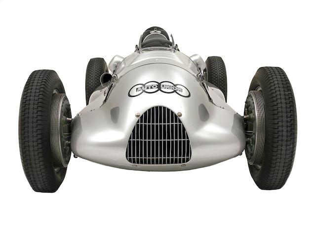 Ex-Hans Stuck,1939 Auto Union D-Type  Chassis no. 19