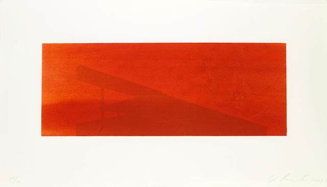 Edward Ruscha (American, born 1937); Roadmaster;