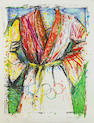 Jim Dine (American, born 1935); Olympic Robe;