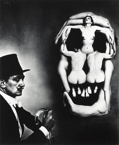 Philippe Halsman (American, 1906-1979); Halsman/Dali;