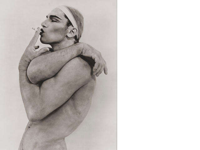 Herb Ritts (American, 1952-2002); Vladimir I, Hollywood;