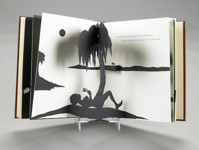 Kara Walker (American, born 1969); Freedom, A Fable;