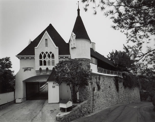 Julius Shulman (American, born 1910); Wolf's Lair Castle; (10)