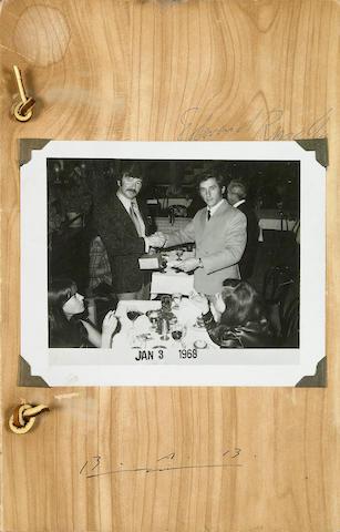 Edward Ruscha (American, born 1937); and Billy Al Bengston (America, born 1934)