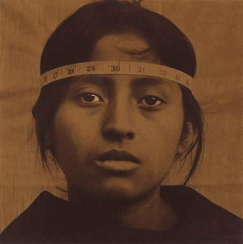 Luis González Palma (Guatemalan, born 1957); La Mirada Critica (The Critical Gaze);