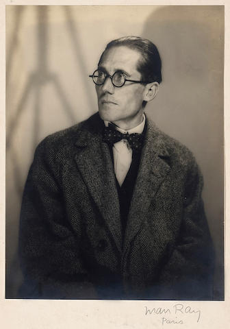 Man Ray (American, 1890-1976); Le Corbusier;