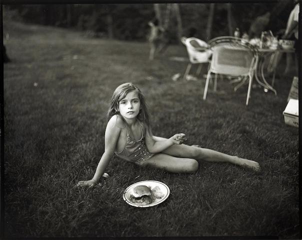 Sally Mann (American, born 1951); Jessie at 7;