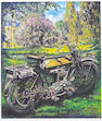 Rudge Whitworth print after an original by Robert Carter,