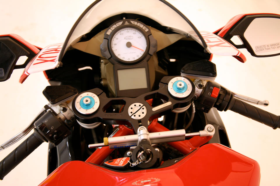 2006 Ducati 999R Xerox Edition Frame no. ZDM1UB5WXCB016807 Engine no. UBS6013767
