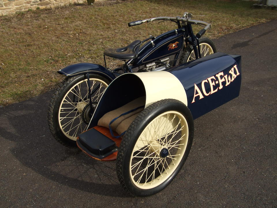 1923 Ace EXP 3 Experimental Replica Engine no. XP3 (See text)