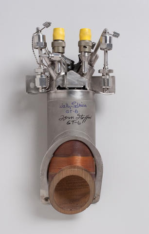 GEMINI SPACECRAFT ROCKET ENGINE, Model SE-6