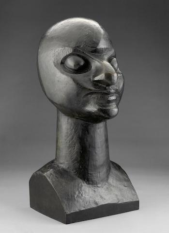 Raymond Duchamp-Villon (French, 1876-1918) Maggy, 1912 28 3/8 x 13 3/16 x 14 15/16in (72 x 33.5 x 38cm)