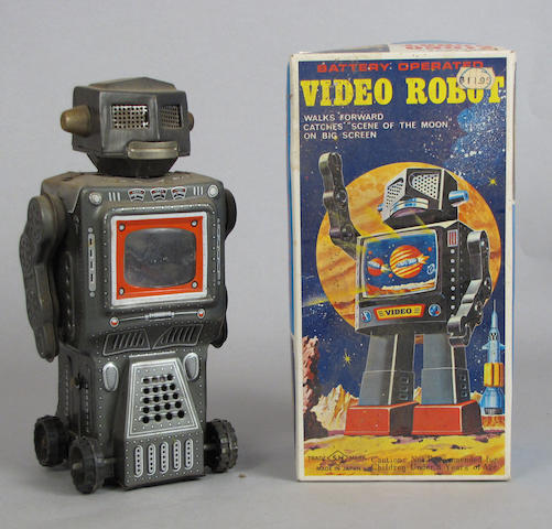Video Robots