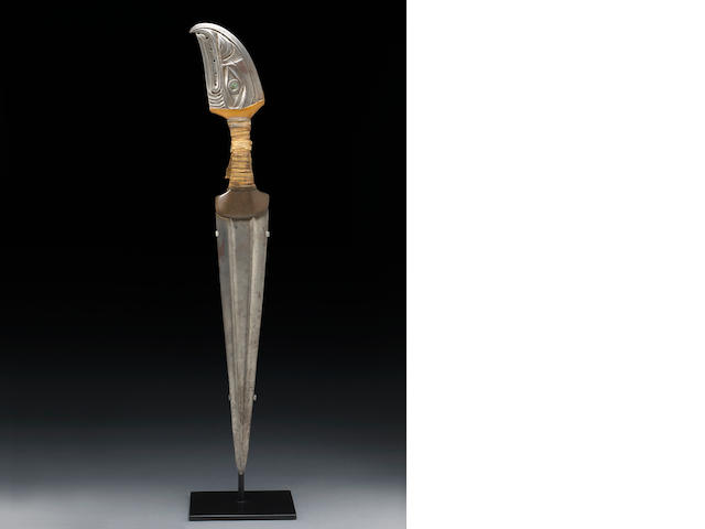 The Chief Legaic war dagger