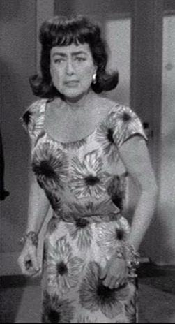 """A Joan Crawford dress from """"Straight Jacket"""""""
