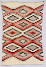 A Navajo transitional rug, 6ft 3in x 4ft 3in