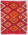 A Navajo transitional rug, 5ft 6in x 4ft 6in