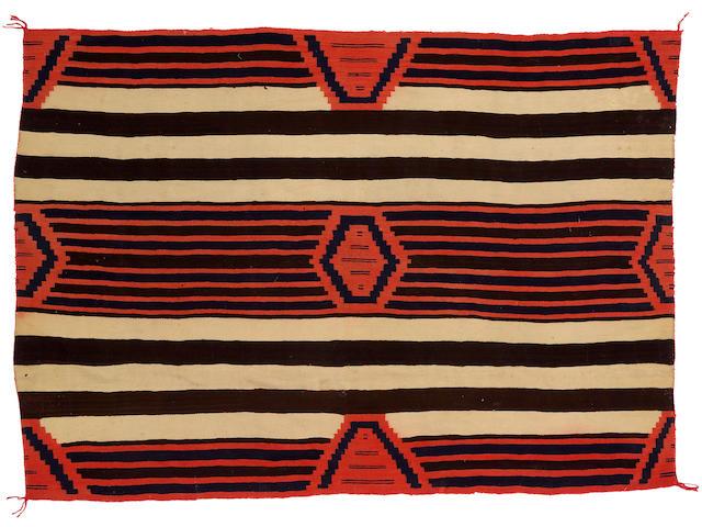 A Navajo chief's blanket
