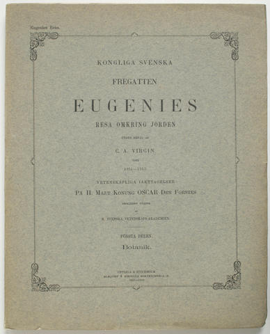 (Skogman). Andersson, N. J., et. al.. KONGLIGA SVENSKA FREGATTEN EUGENIES