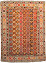 A Shirvan rug Anatolia, size approximately 4ft. 1in. x 5ft. 4in.