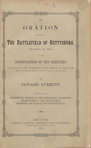 [LINCOLN, ABRAHAM.  1809-1865.]